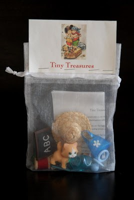 tiny treasure bag