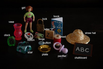mini toys for bag