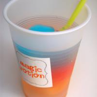 Magic Potion Rainbow Drink