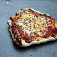 Mid – Week Munchies: Grilled Pizza