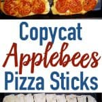 Copycat Applebee's Pizza Sticks