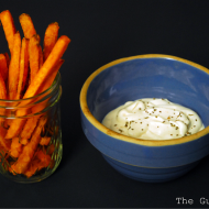 Sweet Potato Fries Dip