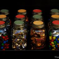 Chocolate Mason Jar Gift