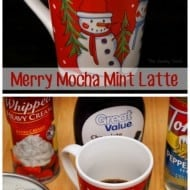 Merry Mocha Mint Latte Recipe