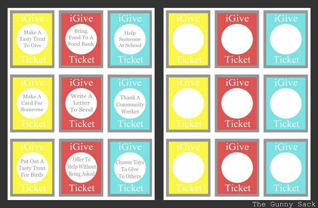 igive tickets
