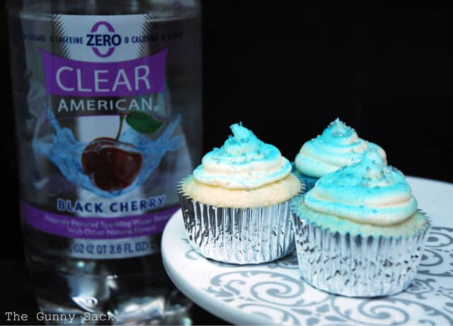 two ingredient cupcakes