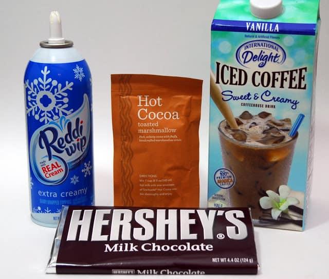 frozen hot chocolate ingredients