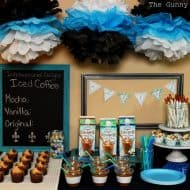 Game Night & International Delight Iced Coffee Tasting