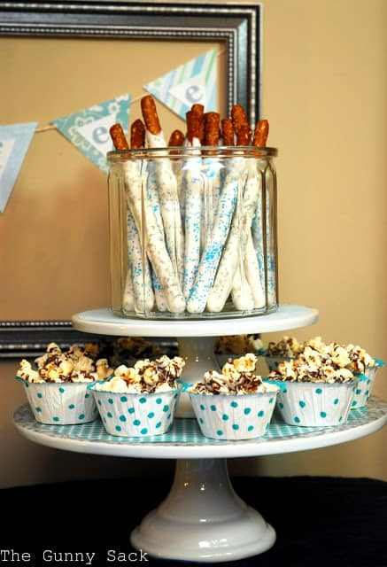 Cake Platter Dessert Stand