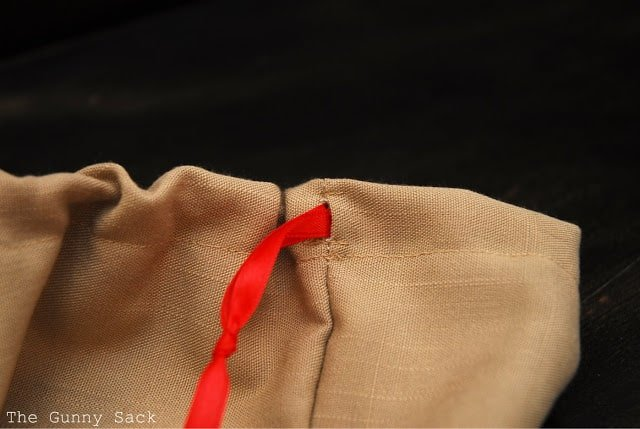 drawstring ribbon