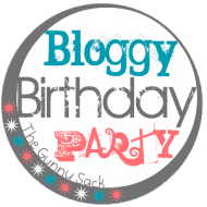 {Bloggy Birthday Party} Delightfully Noted Giveaway