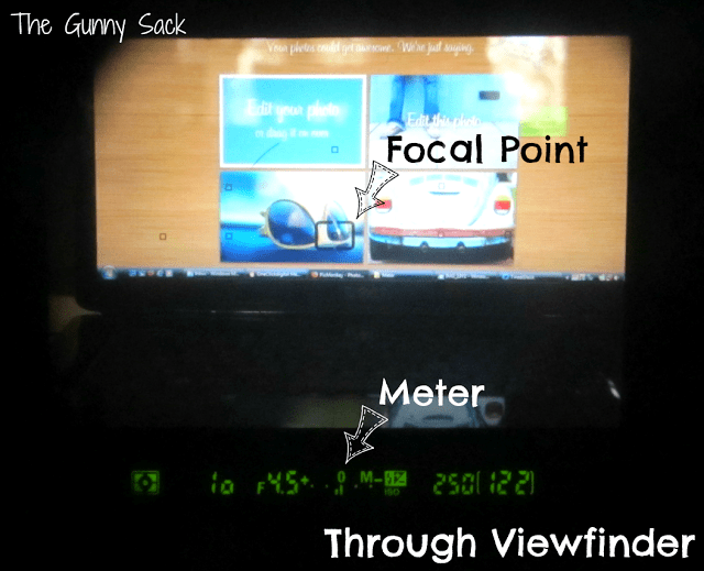 focal point and meter