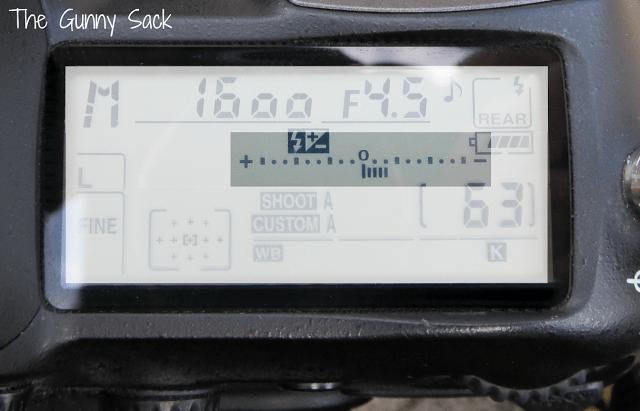 camera meter
