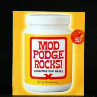 Mod Podge Rocks! Decoupage Your World GIGANTIC Giveaway