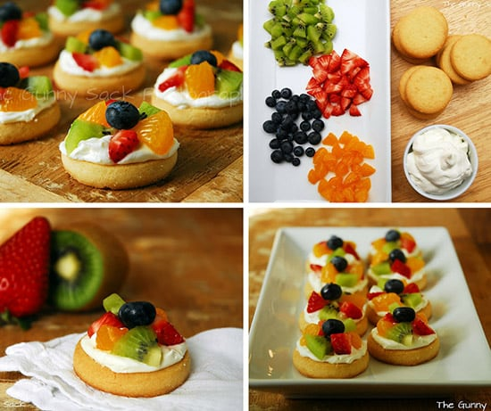 Original Mini Fruit Pizza