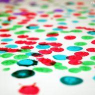{Kid's Crafts} Dot Paints