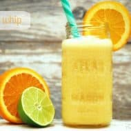 Summer Drink Recipe Orange Whip