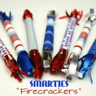 "Smarties ""Firecracker"" Treats"