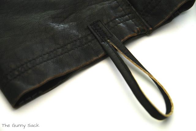 leather loop