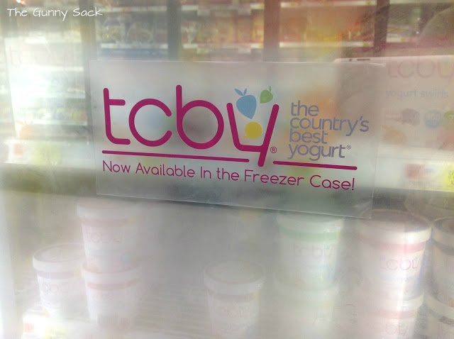 tcby frozen yogurt logo
