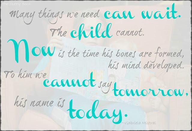 child quote