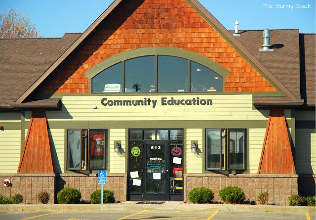 community education building