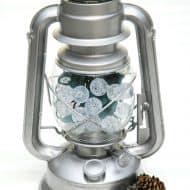 Christmas Lantern With Silver Gilding
