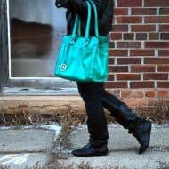Emilie M Jewel Tone Handbag for Fall/Winter 2012