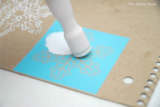 paint silkscreen
