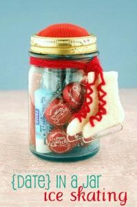 Everything In A Jar Mason Jar Gift