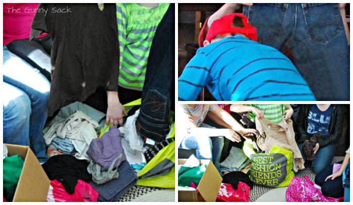 How To Host A Clothes Swap & Where To Donate Clothes - The