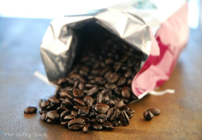 Starbucks French Roast Beans