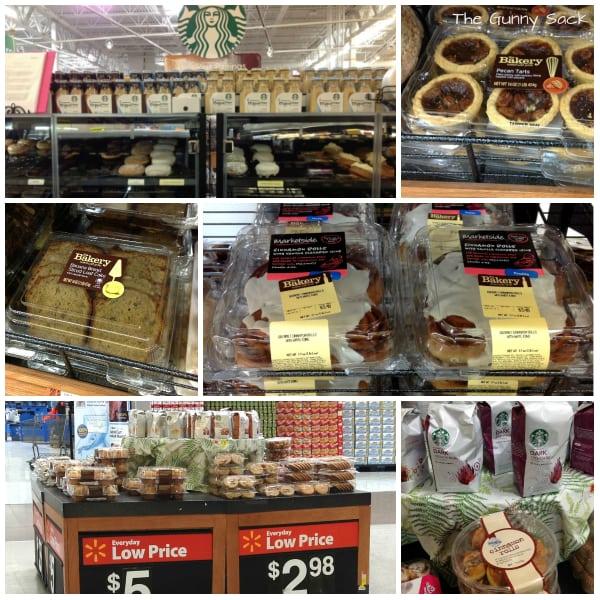 Starbucks Walmart Delicious Pairings