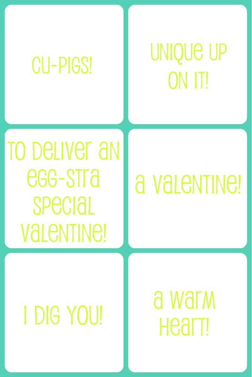 Valentine's Day Printable Jokes For Kids - The Gunny Sack