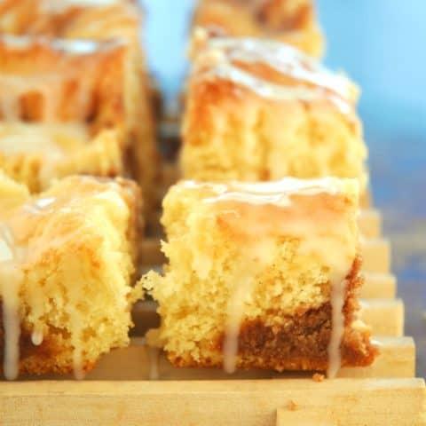 Cake Mix Cinnamon Coffee Cake