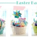 Easter Basket Trio