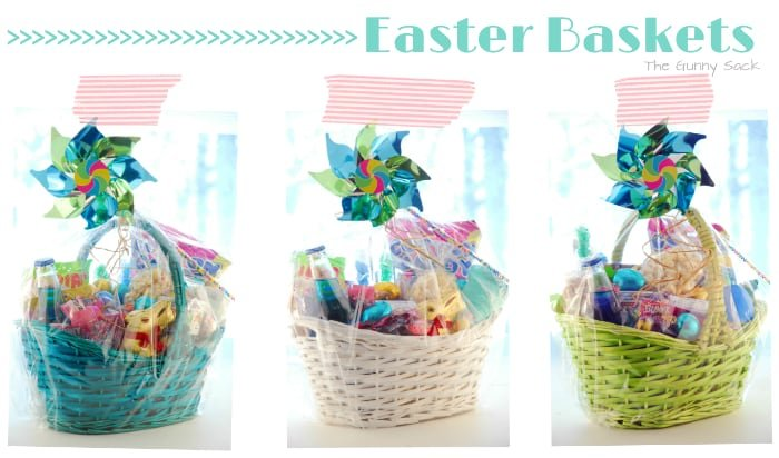 Kids easter basket ideas the gunny sack kids easter basket ideas negle Images