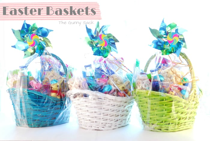 Easter Baskets Ideas