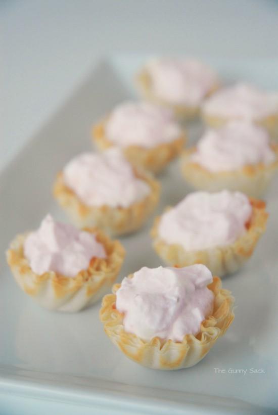 Add Strawberry Whipped Cream