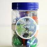 Earth Day Activity Jar
