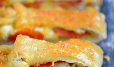 Easy Pepperoni Stromboli Recipe with Video