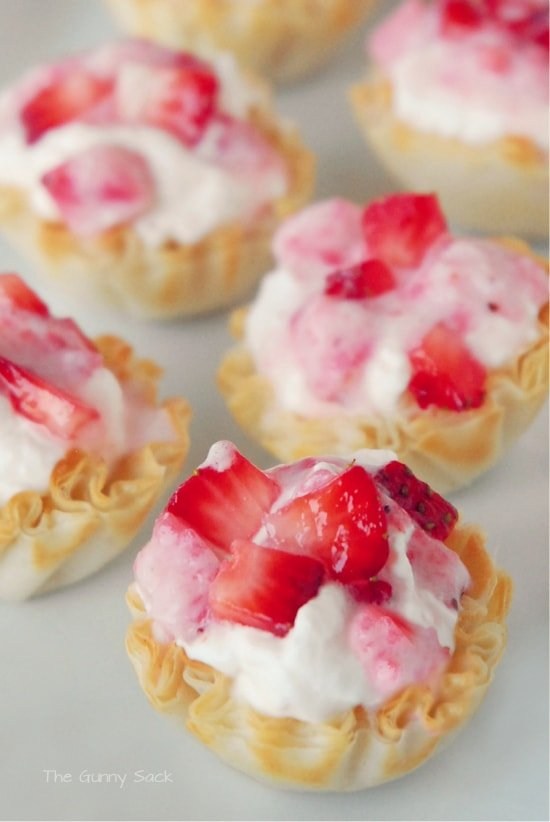 Strawberry and Cream Recipe