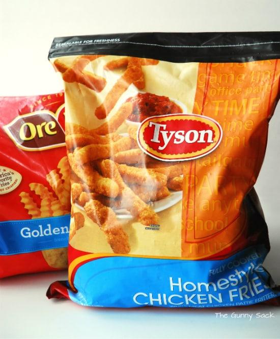 Tyson Homestyle Chicken Fries