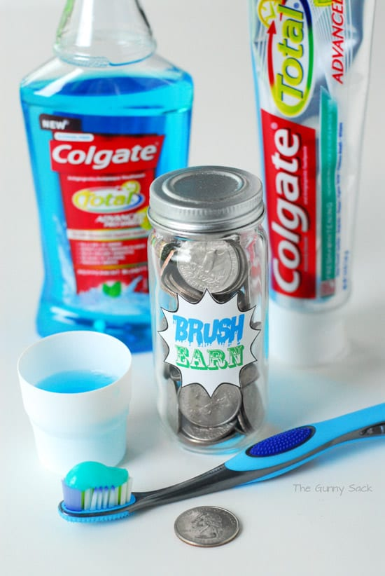 Colgate Total Health Routine