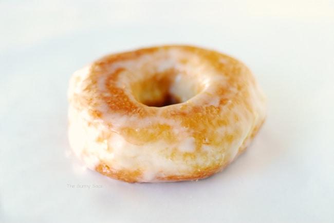 Glazed Donut Recipe