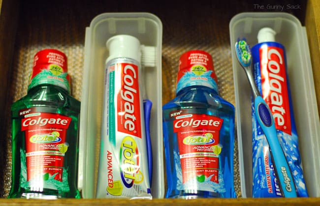 Kids Colgate Drawer