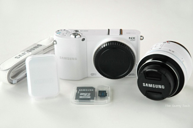 Samsung NX1000 Smart Camera