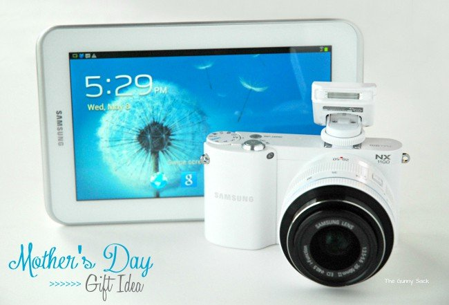 Samsung Smart Cameras Mother's Day Gift
