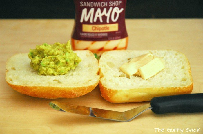 Avocado Sandwich Spread