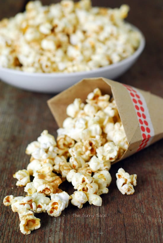 Brown Sugar Kettle Corn Recipe